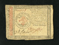 Colonial Notes:Continental Congress Issues, Continental Currency January 14, 1779 $3 Very Fine....