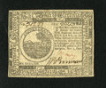 Colonial Notes:Continental Congress Issues, Continental Currency November 2, 1776 $6 About New....