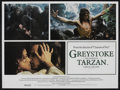 "Movie Posters:Adventure, Greystoke: The Legend of Tarzan, Lord of the Apes (Warner Brothers,1983). British Quad (30"" X 40""). Adventure. Starring Ral..."