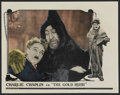 "Movie Posters:Comedy, The Gold Rush (United Artists, 1925). Lobby Card (11"" X 14"").Comedy. Starring Charles Chaplin, Mack Swain, Tom Murray, Geor..."