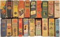 Golden Age (1938-1955):Miscellaneous, Big Little Book Box Lot Group (various, 1933-69) Condition: Average GD....