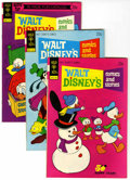 Bronze Age (1970-1979):Cartoon Character, Walt Disney's Comics and Stories Group (Gold Key/Whitman, 1973-82)Condition: Average VF/NM.... (Total: 21 Comic Books)