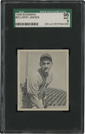 Baseball Cards:Singles (1940-1949), 1948 Bowman Larry Jansen #23 SGC 96 Mint 9....