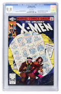 Modern Age (1980-Present):Superhero, X-Men #141 (Marvel, 1981) CGC MT 9.9 White pages....