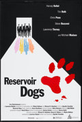 "Movie Posters:Crime, Reservoir Dogs (Miramax, 1992). Cannes Festival Poster (26.75"" X39.5""). Crime.. ..."
