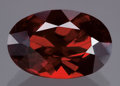 """Gems:Faceted, """"ANT HILL"""" (PYROPE) GARNET. ..."""