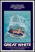 "Movie Posters:Horror, Great White (Film Ventures International, 1982). One Sheet (27"" X41"") Style A. Horror.. ..."