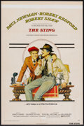 "Movie Posters:Crime, The Sting Lot (Universal, 1973). One Sheets (2) (27"" X 41"").Crime.. ... (Total: 2 Items)"