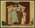 """Movie Posters:Drama, Giant (Warner Brothers, 1956). Color Stills (3) (8"""" X 10""""). Drama..... (Total: 3 Items)"""
