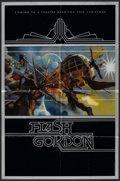 "Movie Posters:Science Fiction, Flash Gordon (Universal, 1980). Poster (25"" X 38"") Advance. ScienceFiction.. ..."