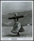 """Movie Posters:Musical, The Sound of Music (20th Century Fox, R-1979). Stills (9) (8"""" X10""""). Musical.. ... (Total: 9 Items)"""