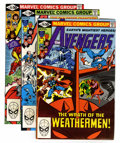 Modern Age (1980-Present):Superhero, The Avengers #210-269 and Annual #14 Group (Marvel, 1981-85)Condition: Average NM.... (Total: 60 Comic Books)