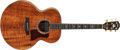 Musical Instruments:Acoustic Guitars, John Denver's 1994 Taylor K15 Six-String Acoustic Stage-Used Guitar....