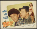 "Movie Posters:Comedy, Road to Utopia (Paramount, 1946). Lobby Cards (5) (11"" X 14"").Comedy.. ... (Total: 5 Items)"