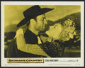 "Badman's Country (Warner Brothers, 1958). Lobby Card Set of 8 (11"" X 14""). Western. ... (Total: 8 Items)"