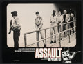 """Movie Posters:Action, Assault on Precinct 13 (Hoyts Distribution, 1976). Australian LobbyCard Set of 8 (11"""" X 14""""). Action.. ... (Total: 8 Items)"""
