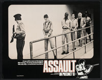 "Assault on Precinct 13 (Hoyts Distribution, 1976). Australian Lobby Card Set of 8 (11"" X 14""). Action. ... (To..."