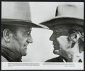"""Movie Posters:Western, Chisum (Warner Brothers, 1970). Stills (3) (11"""" X 14""""). Western.. ... (Total: 3 Items)"""