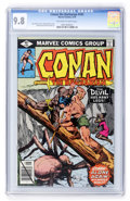 Bronze Age (1970-1979):Superhero, Conan the Barbarian #101 (Marvel, 1979) CGC NM/MT 9.8 Off-white to white pages....