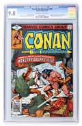 Bronze Age (1970-1979):Adventure, Conan the Barbarian #99 (Marvel, 1979) CGC NM/MT 9.8 Off-white to white pages....