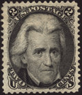 Stamps, 2c Black, Re-Issue (103),...