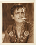 Movie/TV Memorabilia:Autographs and Signed Items, Douglas Fairbanks Signed Photo....