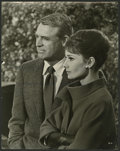 """Movie Posters:Mystery, Charade (Universal, 1963). Stills (4) (11"""" X 14""""). Mystery.. ... (Total: 4 Items)"""