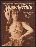 """Movie Posters:Miscellaneous, Movie Weekly (December, 1923). Magazine (32 Pages, 9.25"""" X 12.25"""")...."""