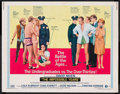 """Movie Posters:Comedy, The Impossible Years Lot (MGM, 1968). Half Sheets (2) (22"""" X 28"""").Comedy.. ... (Total: 2 Items)"""