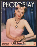 """Movie Posters:Miscellaneous, Photoplay (March, 1940). Magazine (94 Pages, 10.5"""" X 14""""). ..."""