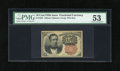 Fractional Currency:Fifth Issue, Fr. 1265 10c Fifth Issue PMG About Uncirculated 53....