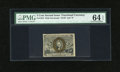 Fractional Currency:Second Issue, Fr. 1234 5c Second Issue PMG Choice Uncirculated 64 EPQ....