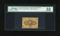 Fractional Currency:First Issue, Fr. 1230 5c First Issue PMG About Uncirculated 53....