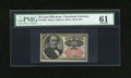 Fractional Currency:Fifth Issue, Fr. 1309 25c Fifth Issue PMG Uncirculated 61....