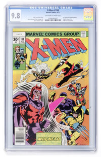 X-Men #104 (Marvel, 1977) CGC NM/MT 9.8 Off-white to white pages