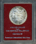 Additional Certified Coins, 1891-CC $1 Morgan Dollar MS65 Paramount (MS62)....