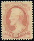 Stamps, 6c Dull Pink (186),...