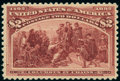 Stamps, $2 Brown Red (242),...