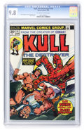 Bronze Age (1970-1979):Superhero, Kull the Destroyer #14 (Marvel, 1974) CGC NM/MT 9.8 Off-white to white pages....