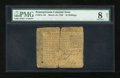Colonial Notes:Pennsylvania, Pennsylvania March 10, 1769 10s PMG Very Good 8 Net....