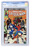 Modern Age (1980-Present):Superhero, The Amazing Spider-Man #202 (Marvel, 1980) CGC NM/MT 9.8 Off-whiteto white pages....