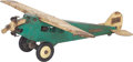Antiques:Toys, Steelcraft Air Mail Plane NX-130....
