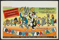 """Movie Posters:Animated, Bugs Bunny Parade (Warner Brothers, 1960s). Belgian (15"""" X 22"""").Animated.. ..."""