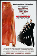 "Movie Posters:James Bond, Octopussy (MGM/UA, 1983). One Sheet (27"" X 41"") Advance Style A.James Bond.. ..."