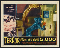 "Terror from the Year 5000 (American International, 1958). Lobby Card (11"" X 14""). Science Fiction"