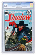 Bronze Age (1970-1979):Miscellaneous, The Shadow #1 David N. Toth pedigree (DC, 1973) CGC NM+ 9.6 Whitepages....