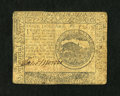 Colonial Notes:Continental Congress Issues, Continental Currency May 10, 1775 $4 Very Good....
