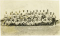 Baseball Collectibles:Photos, 1930 New York Yankees Team Photograph, Type 1. Wonderful imagesnapped at the Yanks' St. Petersburg, Florida spring training...