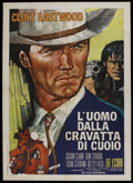 "Movie Posters:Crime, Coogan's Bluff (Universal, 1968). Italian 2 - Folio (39"" X 55"").Crime. Starring Clint Eastwood, Lee J. Cobb, Susan Clark, T..."