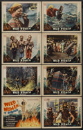 """Movie Posters:Documentary, Wild Women of Borneo (First Division Pictures, 1931). Lobby Card Set of 8 (11"""" X 14""""). Documentary. The director and narrat... (Total: 8)"""